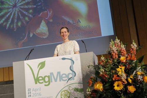 Vegmed Congres met Carla Peeters